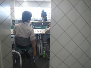 千葉県農水産就業相談会 会場風景