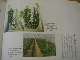 果菜栽培論でまわってきた資料です!