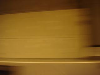 山手トンネルの下り壁面に逆手の跡がたくさんあるので恐怖